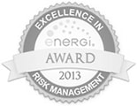 Energi Award Recipient 2013